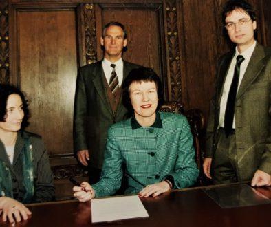 stiftungsvorstand 4.2001